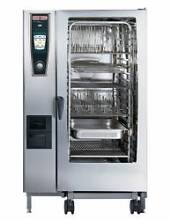 Rational 20 x 21 GN Tray-Gas Combi Oven SCCWE202G Albert Park Port Phillip Preview