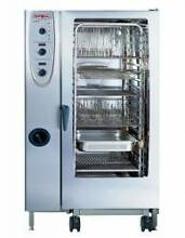 Rational 40 Tray Roll-In-Gas Combi Oven CMP202G Albert Park Port Phillip Preview