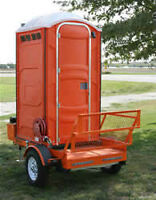 Tow-able Portable Toilets For Your Next Event!