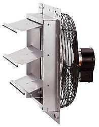 Attic Fan Shutter  sc 1 st  eBay & Shutter Fan | eBay