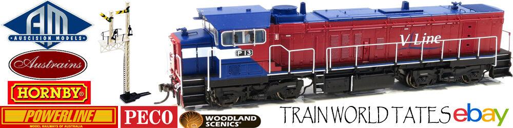 Tates Trains