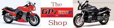 The GPZ900R Shop