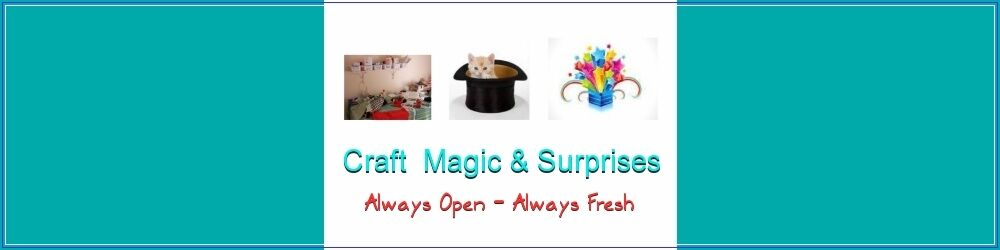 CRAFT MAGIC AND SURPRISES
