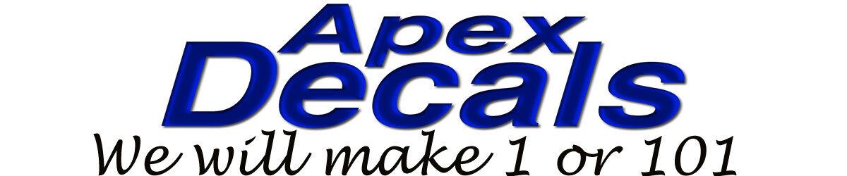 Apex Decals