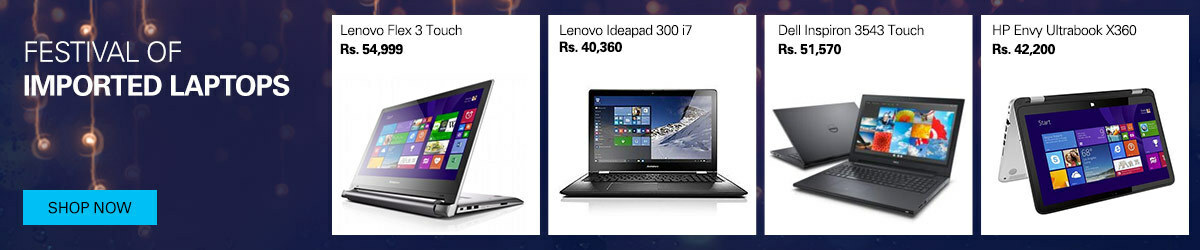 Imported Laptops