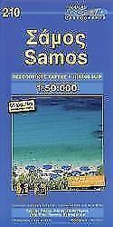Samos 1 : 50 000 (2016, Karte)