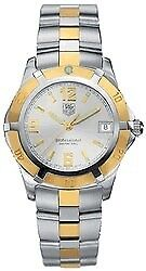 TAG HEUER 2000 EXCLUSIVE 18ct 18k yellow gold