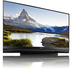 Mitsubishi Home Cinema 73-Inch DLP 1080p Rear Projection HDTV TV WD-73C12