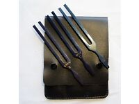 Tuning Fork Set of 3