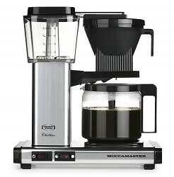 Moccamaster technivorm coffee machine. RRp £200.. buy it niw for £99!!