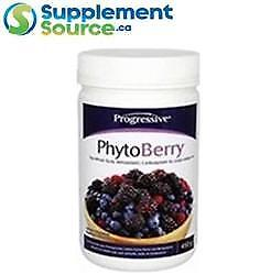 Progressive PHYTOBERRY (30 day Supply), 450g - Brazilian Berry