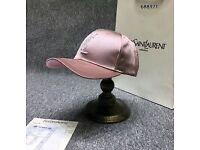 YSL cap pink