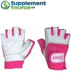 Grizzly WOMAN'S GLOVES - Pink 8748-62