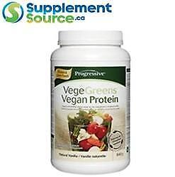 Progressive VEGEGREENS VEGAN PROTEIN, 840g - Natural Vanilla