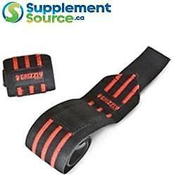 "Grizzly HEAVY DUTY WRIST WRAP 20"" RED LINE (8663L-04)"