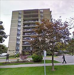 King St W and Dufferin: 115, 135 Tyndall Avenue, 1BR