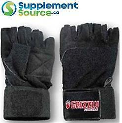 Grizzly WRIST WRAP COMFORT PAW GLOVES 8731-04