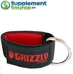 """Grizzly 2"""" NEOPRENE ANKLE STRAP 8612-04"""