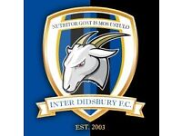 **Inter Didsbury Looking to Recruit Football Players**