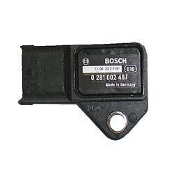 Vauxhall Astra Corsa Meriva 1.7 Bosch Boost Pressure Sensor 97287868 0281002487