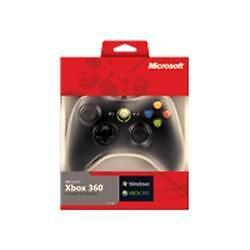 Microsoft Xbox 360 Controller Wired Vibration Game Pad for PC/ Xbox 360 Black