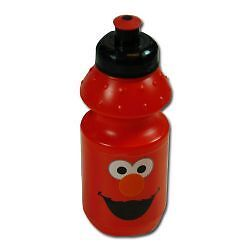 SESAME-STREET-ELMO-15-OZ-PULL-TOP-WATER-BOTTLE-FOR-KID-PARTY-FAVORS-MUST-L-K