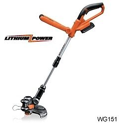 Worx-GT-151-18-volt-Lithium-ion-cordless-battery-trimmer-edger-grass-weed-whip
