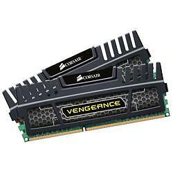 Corsair 16GB (2 x 8GB) Memory RAM DDR3 Vengeance 1600MHz 240-pin DIMM CL10
