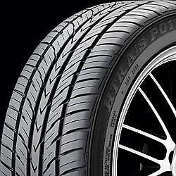 Sumitomo HTR A/S P01 (W-Speed Rated) 215/45-17  Tire (Set of 4)