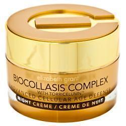 Elizabeth Grant  Biocollasis Complex Night Cream 50ml inc Torricelumn Peptides