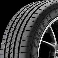 Goodyear Eagle F1 Asymmetric 2 245/40-17  Tire (Set of 2)