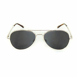 See-Behind-You-SPY-SUNGLASSES-Dark-Lenses-w-SILVER-AVIATOR-FRAMES-Security