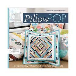 PillowPOP Sewing Book (25 Patterns)