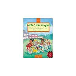 Fiddle Time - Joggers - Book/CD