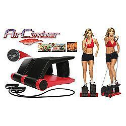 Air-Climber-Stepper-With-Resistance-Band-DVD-and-Meal-Plan-WITH-COUNTER
