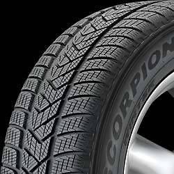 pirelli scorpion winter 255 50 20 xl tire set of 4 ebay. Black Bedroom Furniture Sets. Home Design Ideas