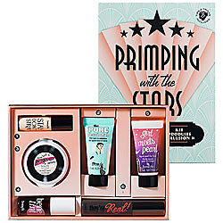 Benefit Cosmetics Primping With The Stars Set NEW