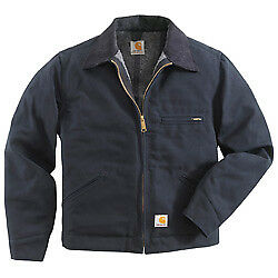 Carhartt Ladies Cotton Duck Jacket with Blanket Lining (Size - 2XL)