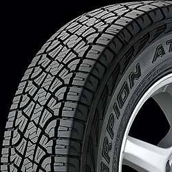pirelli scorpion atr 275 55 20 tire set of 4 ebay. Black Bedroom Furniture Sets. Home Design Ideas