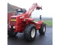 wanted manitou telehandler 628 turbo