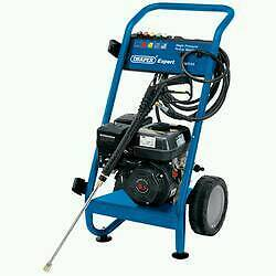 Draper expert petrol pressure washer
