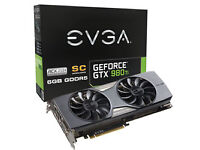 NVIDIA GEFORCE 980TI Superclocked