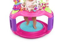 Fun Comes First! Sweet Safari™ Bounce-A-Round™ Entertainer