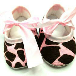 New- 12-18 months Soft Sole Cotton Crib Shoes/Booties Sarnia Sarnia Area image 2
