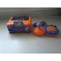 Vtech V Smile TV Learning System Game Console and Controller