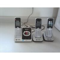 AT&T 6.0 Cordless Phone with Digital Answering System