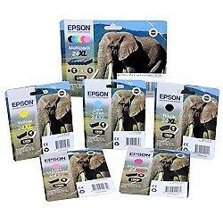 GENUINE Epson, AUTHENTIC & ORIGINAL Epson 24XL cartridge