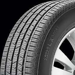 $599 (TAX-IN)–NEW 225/60/R17 Continental CrossContact LX Sport All Seasons–Rogue/ Uplander/ TownCar/ Forester/ Sportage