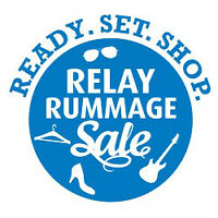 Relay for Life Rummage Sale!