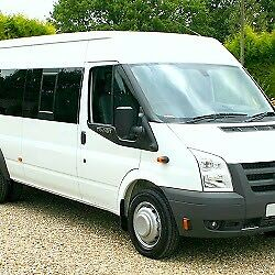 8-9-10-12-14-16-17 SEATERS MINIBUS HIRE/RENT WITH DRIVER SERVICE